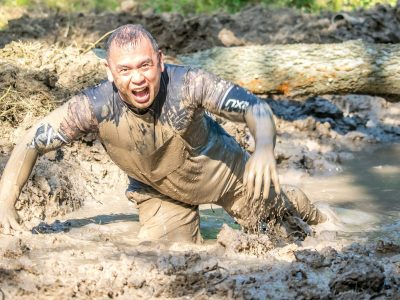 Mud Pit Obstacle - ASCO Spartacus Dash